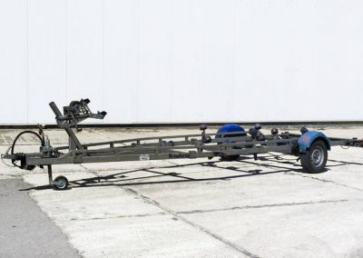 Bootsanhänger bis 6,60 m-1,3t -Nr. 35