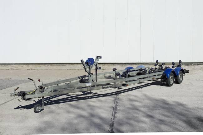 Bootsanhänger bis 7,80 m3,5 t Nr.37