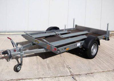 Kleinfahrzeugtransporter KFT 1500, gebremst Nr. 42